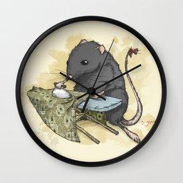 Rata Vieja Wall Clock