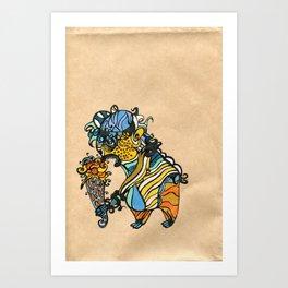 EXP-A04 Art Print