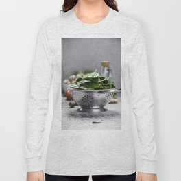 Spinach Long Sleeve T-shirt