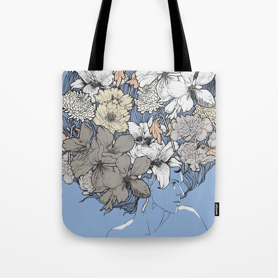 INSIGHT BLOOM Tote Bag