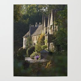 Not the manor Poster