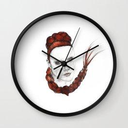 Trenza Wall Clock