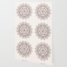 Mandala chocolate Wallpaper