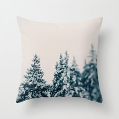Afte The Storm Throw Pillow