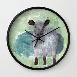 Three Legged Cow Wall Clock