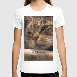 I miau you T-shirt