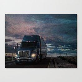 MVT # 13 Canvas Print