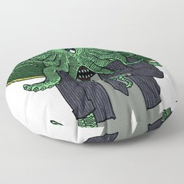 Eye of Cthulhu Floor Pillow