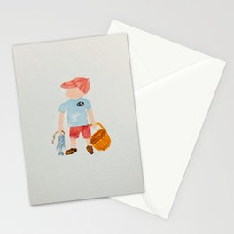 Nantucket Boy Summer Holiday Baby Boy Toddler Stationery Cards