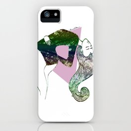 Love, the Road to Awe iPhone Case