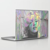 monroe Laptop & iPad Skins featuring Monroe by Calepotts