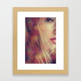 Final Distance Framed Art Print