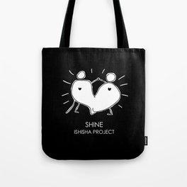 SHINE by ISHISHA PROJECT Tote Bag