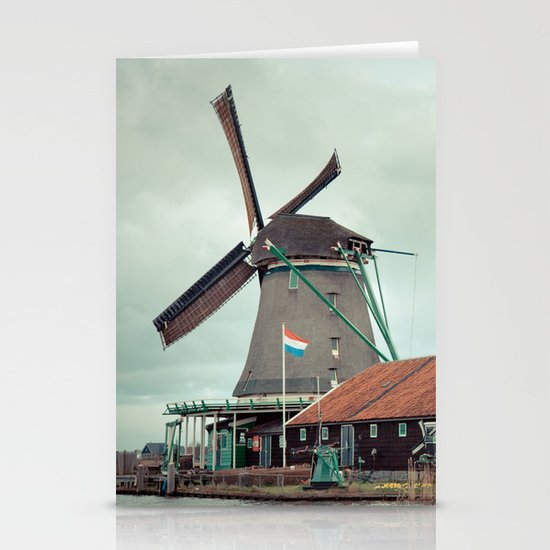 Mill away Stationery Cards