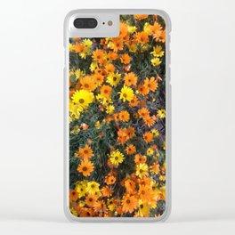 California Super Bloom Clear iPhone Case