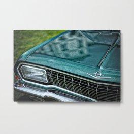 Leica Opel Metal Print