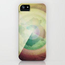 deconstruct .3 iPhone Case