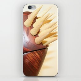 Eat your heart out.  iPhone Skin