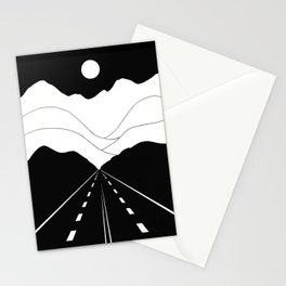 Vanishing Point Stationery Cards