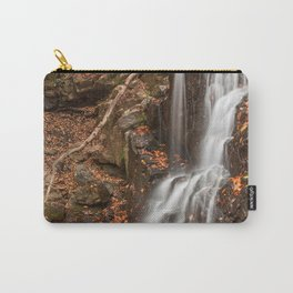 Orange Grove Waterfall Carry-All Pouch