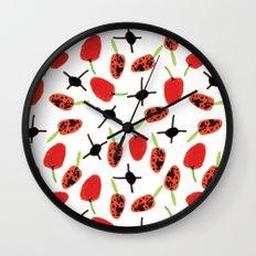 responsible kids III Wall Clock