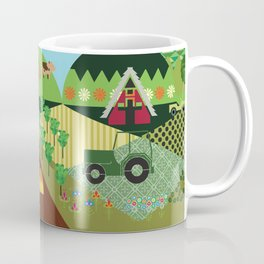 Valley farm Coffee Mug