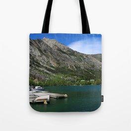 Waterton Lakes Tote Bag