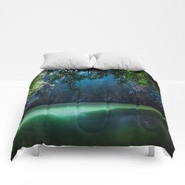 Lagoon Comforters