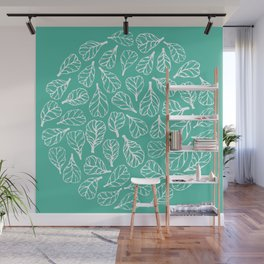Fiddle Leaf Fig Wall Mural