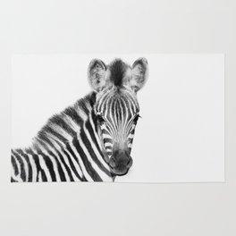 Baby Zebra Rug