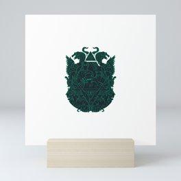 Secret Society Mini Art Print
