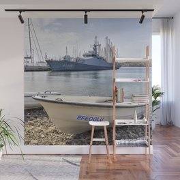 When I Grow Up I Want To Be A Warship Wall Mural