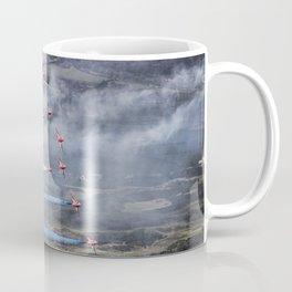 The Red Arrows Newcastle Coffee Mug