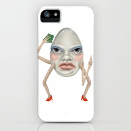 Hard Boiled iPhone Case