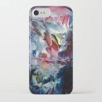 angel iPhone & iPod Cases featuring Angel  by ART de Luna