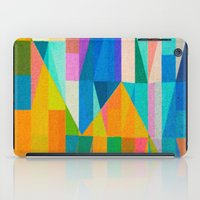 climbing iPad Cases featuring By Climbing Colors by Fernando Vieira