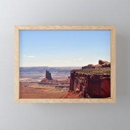 Canyonlands National Park, Utah Framed Mini Art Print