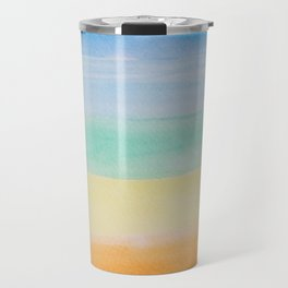 Chakra Watercolor Travel Mug