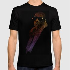Jay-Z Color Black Mens Fitted Tee MEDIUM
