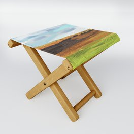 Farming Plain Folding Stool