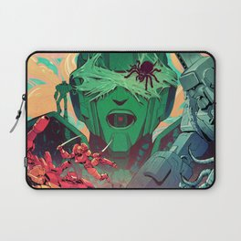 Sins of the Fathers Laptop Sleeve