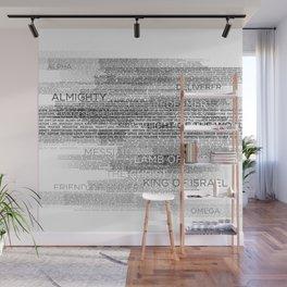 Names of God Wall Mural
