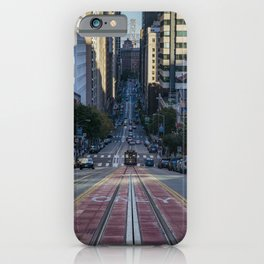 San Francisco Streets iPhone Case