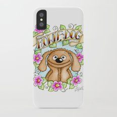 The Muppets Series ~ Rowlf the Dog iPhone X Slim Case