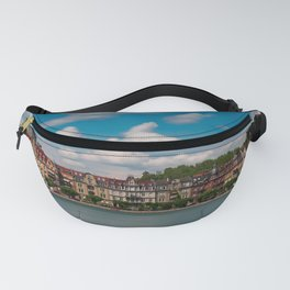 Konstanz and Rhine River Fanny Pack