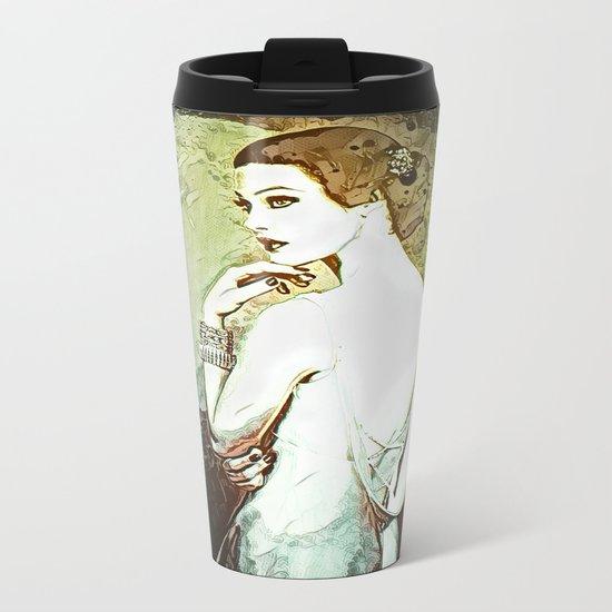 Salacia Metal Travel Mug