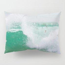 Rushing Wave Pillow Sham