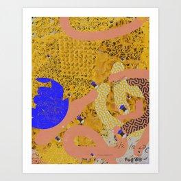 03262020 Art Print