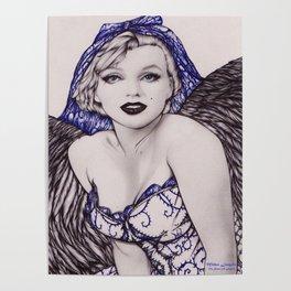 The Queen Of Angels (Solus Deus Scit) Poster