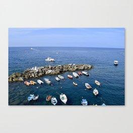 Cinque Terre 3 Canvas Print